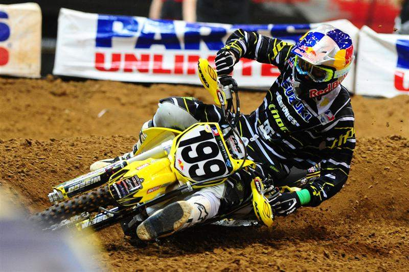 5 minutes with travis pastrana racer x online