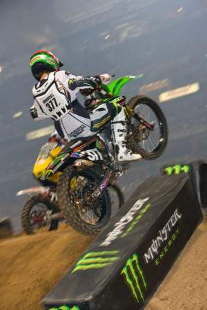 Will a Frenchman win an AMA Supercross Lites Championship in Canada?