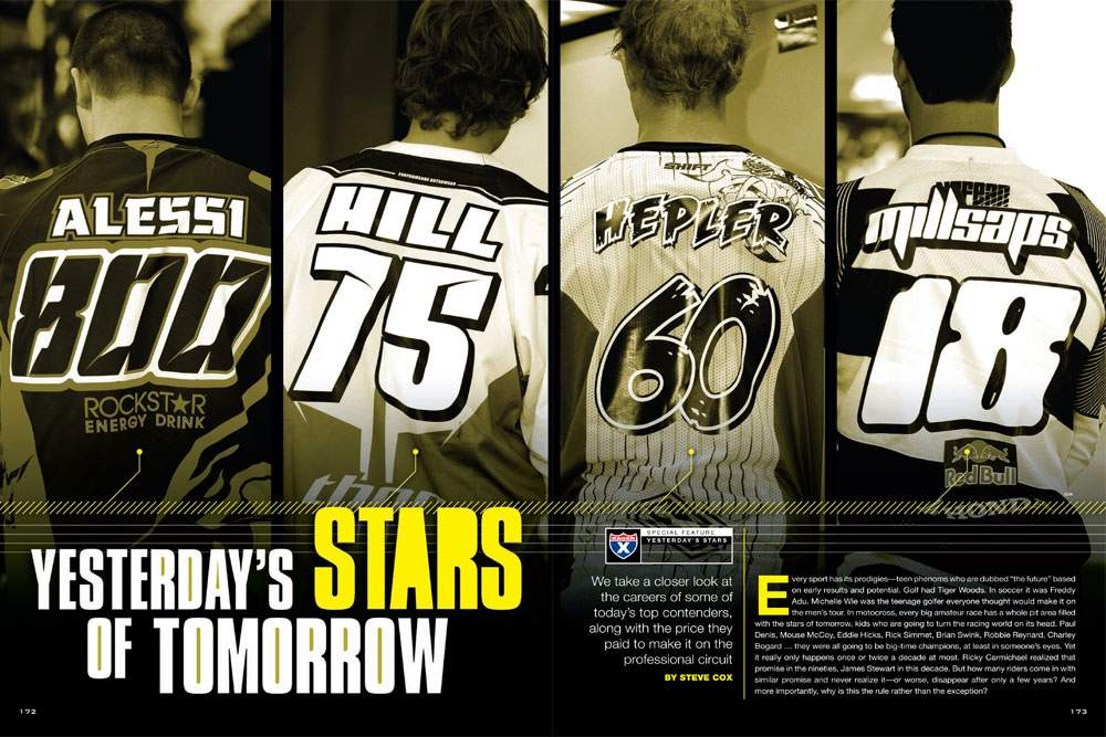 Yesterday's Stars of Tomorrow