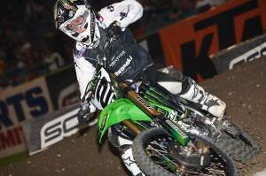 An illness will sideline Villopoto this weekend