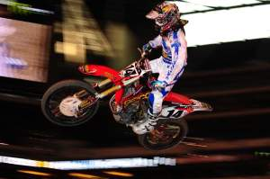 Kevin Windham should have been on the box at Indy