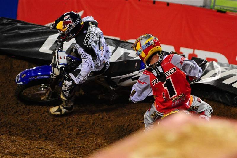 jacksonville supercross race report racer