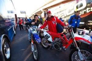 Carlos Rivera (right)