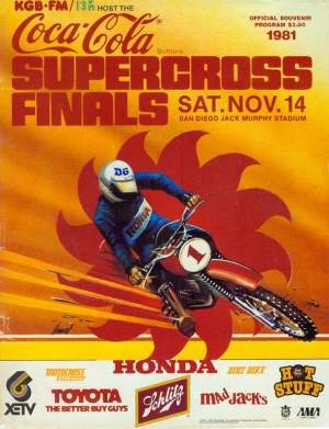 CocaCola Supercross