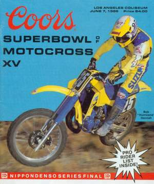 Coors Superbowl of Motocross