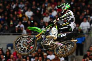 Jake Weimer went down yesterday, but he's fine. He'll be racing this weekend.