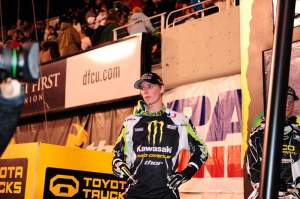 Jake Weimer put up a great fight, but came up just a little short