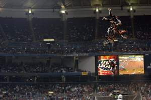 The Jagermeister FMX crew is always a hit