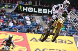 And the winner would be... Ryan Dungey