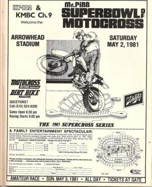 Superbowl of Motocross