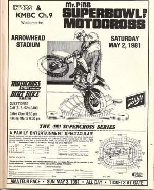 Superbowl of Motocross