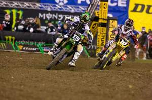 Jake Weimer and Ryan Dungey pick up where they left off in February