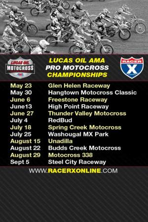 Grab our new iPhone wallpaper through the link in the text and never forget a race date