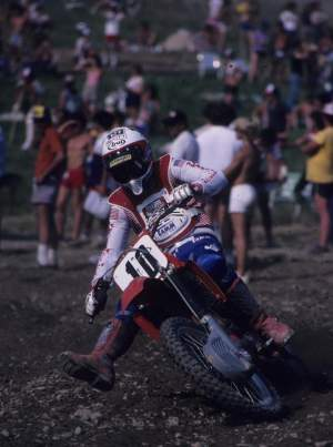 Alan King won a national in 1984 as a Team Tamm privateer