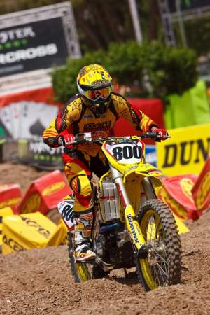 Mike will put more focus on the whoops next supercross season