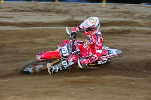 Speed wise, Barcia entered his first pro race on par with the best in the world