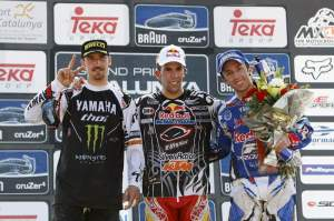 Barragan, Philippaerts, and Cairoli