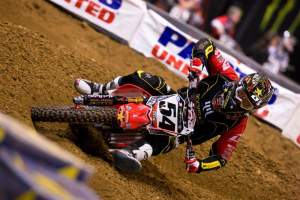 Matt Boni is the 2009 Monster Energy Supercross Top Privateer