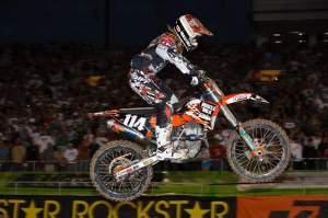 Justin Brayton at Las Vegas