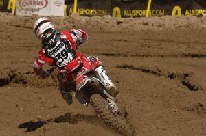Once Canard caught Barcia in moto 1, he just couldn't find a way around