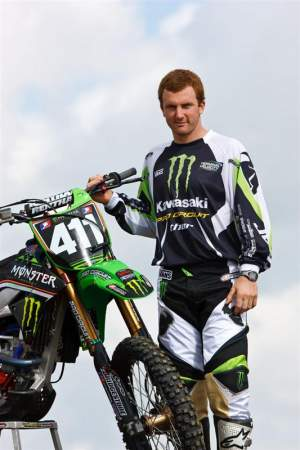 Tyla Rattray and his KX250F