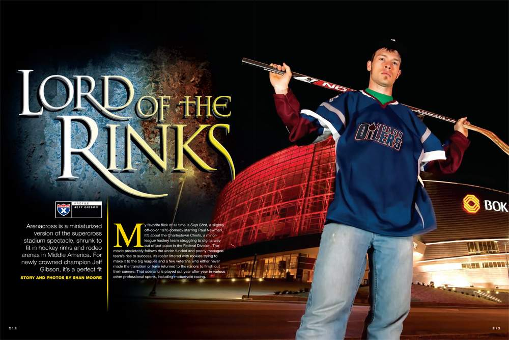 The Lord of the Rinks