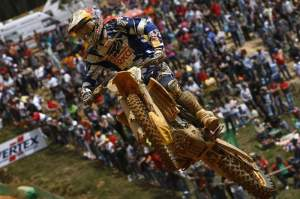Ken Roczen was 7th in his MX2 debut