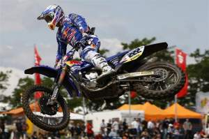 Antonio Cairoli continues to be the dominant racer in MX1.