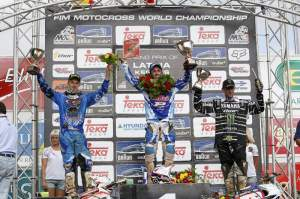 Cairoli atop the MX1 podium