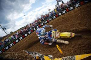 Bad starts hampered Dungey in Pennsylvania.