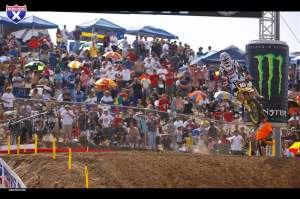 Why stay home and watch it live on TV when you can get sunburned, drunk and dirty at the track?