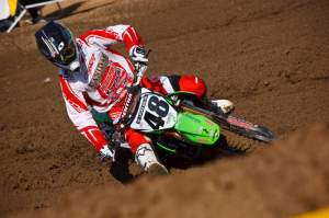 Tommy Hahn passed at least 35 guys last Saturday in the 450 class