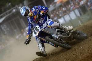 Tanel Leok was fourth overall in MX1.