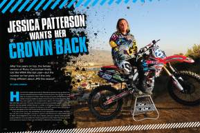 When JP$ came up short in last year's WMA Championship for the first time in five years, she knew it was time for a change, so tough-as-nails racer-turned-trainer Ryan Hughes helped her reinvent herself. Page 178.