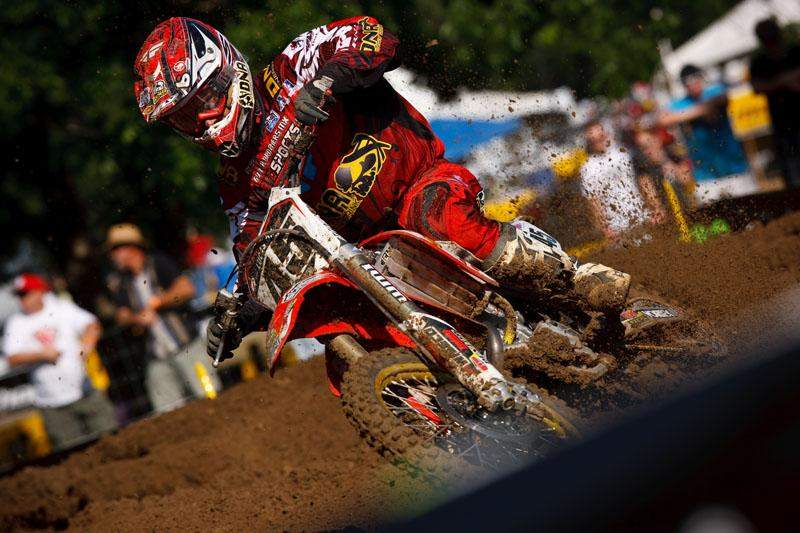 DNA Energy Drink/BTOSports.com/BBMX Honda's Jason Thomas