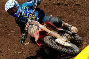 In one of the only overall scores that made sense at Washougal, Metcalfe went 4-4 for fourth.