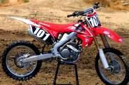 Racer X Films: 2010 Honda CRF250R