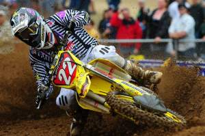 Chad Reed went 2-1 on the day for his second overall victory of the season, and increased his points lead to 37.