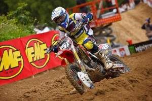 Barcia is blazing fast, but he is not head and shoulders above the rest