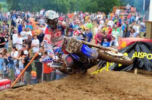 Josh Grant scored his first-ever 450cc National win at RedBud with a 2-1 score.