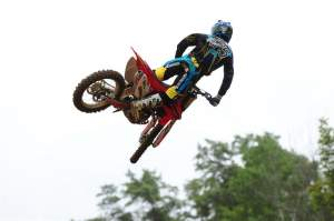Kyle was aboard a 2008 Honda CRF450R in Minnesota.