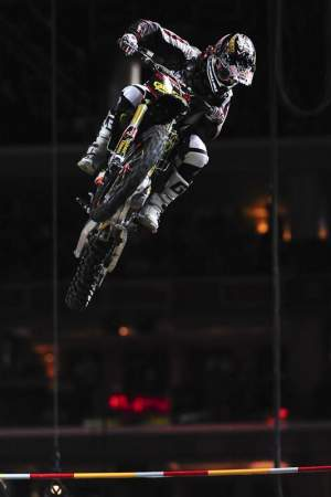 Kevin Windham competed in Step Up for the first time and did pretty well, but wasn't on the level of RC and Renner.