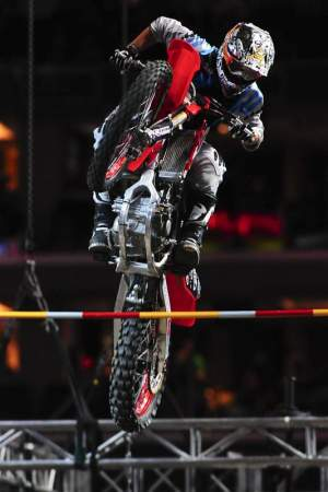 Matt Buyten was third in the event.
