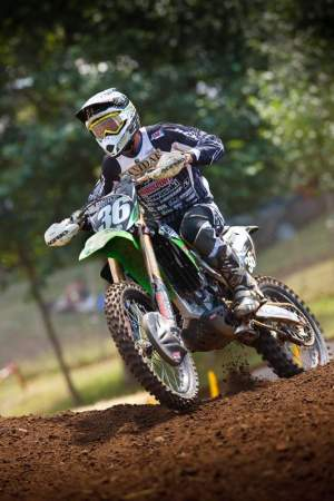 Cunningham was a privateer when picked up mid-season by Canidae Motosport Kawasaki last year