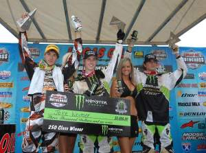 Weimer won by earning two more points than the next four guys, who all had 38