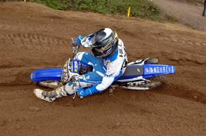 Carl Stone dug out this pic of Josh Hill making his pro debut at Millville '06
