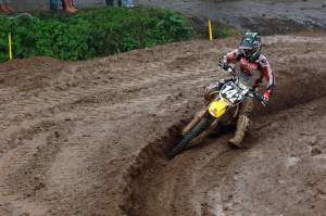 Here's Ryan Dungey, making his pro debut at Millville back in 2006