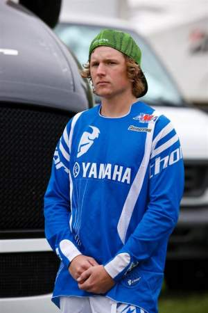Josh Hill has joined his Yamaha teammates Grant Langston and Broc Hepler on the sidelines.