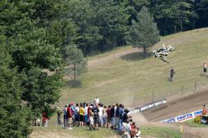 Nico Izzi at last year's Unadilla. It's next up on the schedule.
