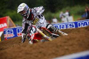 Barcia's teammate for the day, Alex Martin, killed it in his one-off GEICO ride.